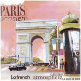 Arc de Triomphe Art by  Lizie