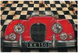 Jaguar Posters par  Cobe