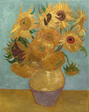 Sunflowers, c.1889 Print by Vincent van Gogh