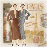 Mode Paris Art par Bruno Pozzo