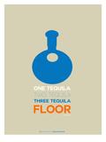 Blue Tequila Art par  NaxArt