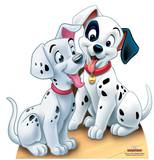 Dalmatians- Puppies Pappfigurer