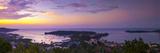 Elevated View over Port Antonio and Navy Island, Portland Parish, Jamaica, Caribbean Photographic Print by Doug Pearson