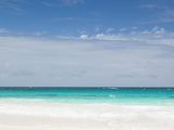 Bahamas, Eleuthera Island, Harbour Island, Pink Sands Beach Photographic Print by Walter Bibikow
