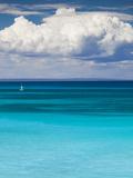 Cuba, Matanzas Province, Varadero, Varadero Beach Photographic Print by Walter Bibikow