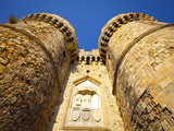 St. Catherine's Gate, Rhodes Town, Rhodes, Greece Photographic Print by Doug Pearson