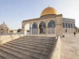 Israel, Jerusalem, Temple Mount, Dome of the Rock Photographic Print by Gavin Hellier