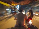 Tuk Tuk Driver, Phnom Penh, Cambodia Photographic Print by Ian Trower