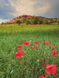 Italy, Umbria, Perugia District, Trevi Photographic Print by Francesco Iacobelli