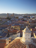 View of Potosi (UNESCO World Heritage Site), Bolivia Photographic Print by Ian Trower