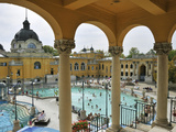 Szechenyi Thermal Baths, Budapest, Hungary Photographic Print by Mauricio Abreu