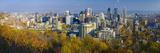 Canada, Quebec, Montreal, Downtown Montreal Fotodruck von Alan Copson