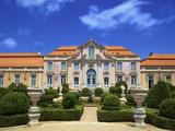 Ballroom Wing, Palacio De Queluz, Lisbon, Portugal Photographic Print by Neil Farrin