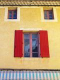 France, Provence, Orange, Colourful Shop Front Photographic Print by Shaun Egan