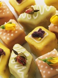 Assorted Petit Fours Photographic Print by John Hay