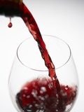 Pouring Red Wine Photographic Print by Joerg Lehmann