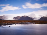A View Towards Skaftafell National Park, Iceland Photographic Print by Nadia Isakova