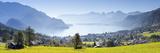 St. Gilgen, Wolfgangsee, Flachgau, Salzburger Land, Austria Photographic Print by Doug Pearson