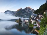 Hallstatt, Hallstattersee, Oberosterreich, Upper Austria, Austria Photographic Print by Doug Pearson