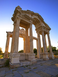 Tetrapylon, Aphrodisias, Turkey Photographic Print by Neil Farrin