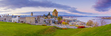 Canada, Quebec, Quebec City, Vieux Quebec or Old Quebec, Chateau Fontenac Photographic Print by Alan Copson