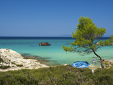 Portokali Beach, Kavourotypes, Sithonia, Halkidiki, Greece Photographic Print by Katja Kreder