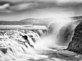 Gullfoss Waterfall, Iceland Photographic Print by Nadia Isakova