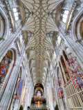 Winchester Cathedral, Winchester, Hampshire, UK Photographic Print by Ivan Vdovin