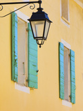 France, Provence, Orange, Window and Light Photographic Print by Shaun Egan