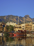 Kyrenia Harbour, Kyrenia, North Cyprus Photographic Print by Neil Farrin