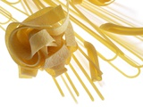 Various Types of Pasta Photographic Print by Janez Puksic