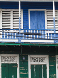 Dominican Republic, Puerto Plata, Old Victorian Wooden House Photographic Print by Jane Sweeney