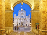 Italy, Marche, Ancona District, Loreto, Sanctuary of Madonna Di Loreto Photographic Print by Francesco Iacobelli
