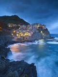 Manarola, Cinque Terre, Riviera Di Levante, Liguria, Italy Photographic Print by Jon Arnold