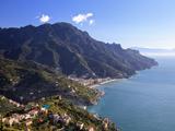 Italy, Amalfi Coast, Ravello, Villa Rufolo Photographic Print by Michele Falzone