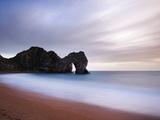 Durdle Door, Dorset, UK Photographic Print by Nadia Isakova