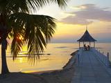 Half Moon Bay, Montego Bay, St. James, Jamaica, Caribbean Reprodukcja zdjęcia autor Doug Pearson