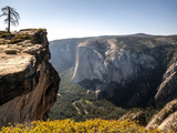 USA, Yosemite National Park, Taft Point Photographic Print by Mark Sykes