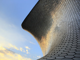 Soumaya Museum (2009), Mexico DF, Mexico Photographic Print by Ivan Vdovin