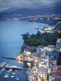 Italy, Amalfi Coast, Sorrento Photographic Print by Michele Falzone