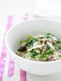 Risotto with Ham and Peas Photographic Print by Tanya Zouev