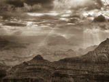 USA, Arizona, Grand Canyon, O'Neill Butte Photographic Print by Mark Sykes