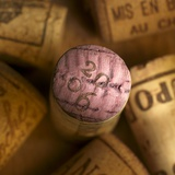 Several Wine Corks Photographic Print by Alexander Feig
