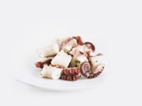 Marinated Octopus Pieces Fotoprint