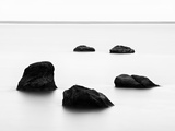 Five Rocks, Iceland Photographic Print by Nadia Isakova