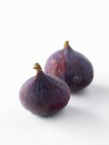 Two Fresh Figs Photographic Print by Kai Schwabe