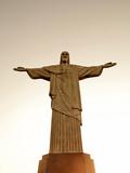 Sbrazil, Rio De Janeiro State, Rio De Janeiro City, Corcovado Photographic Print by Alex Robinson