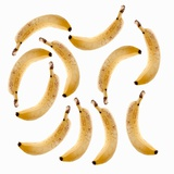 Lots of Ripe Bananas Photographic Print by Chris Schäfer