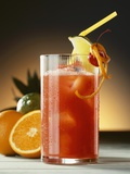 Bloody Mary Photographic Print by Christian Schuster