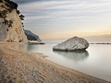 Italy, Marche, Ancona District, Parco Del Conero, Numana, the Beach Photographic Print by Francesco Iacobelli